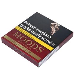 Dannemann Moods Gold Filter (10 cygaretek)