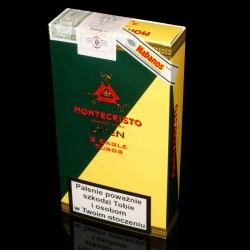 Montecristo Open Eagle Tuba (3 cygara)