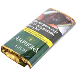 Amphora Rich Aroma - tytoń fajkowy 50g