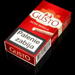 Gusto Filter Vanilla (10 cygaretek)