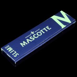 Bibułki Mascotte Slim Size Magnetic (34 listki)