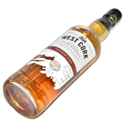 Whiskey West Cork Blended Bourbon Cask 40% (0,7L)