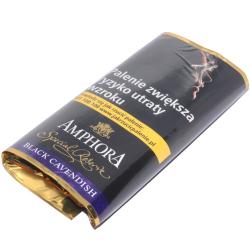 Amphora Special Reserve Black Cavendish- tytoń fajkowy 40g