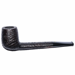 Fajka Stanwell De Luxe Black Sanblast 56 (31267616)