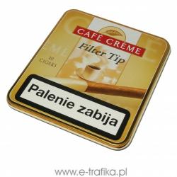 Cafe Creme Filter Tip (10 cygaretek)