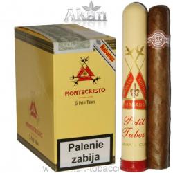 Montecristo Petit Tubos (15 cygar)