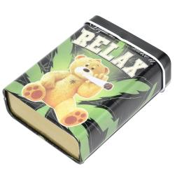 Osłonka na pudełko papierosów/ Papierośnica 60511