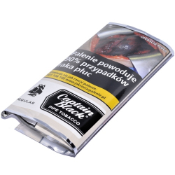 Captain Black American / Regular - tytoń fajkowy 40g