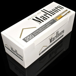 Gilzy Marlboro Gold Long Filter 250