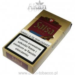 Salsa Gold Vanilla Filter (10 cygaretek)