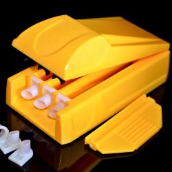 Nabijarka Potrójna 11161 (yellow)