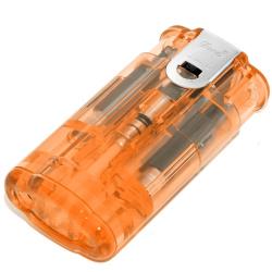 Zapalniczka żarowo-płomieniowa 23050 Orange