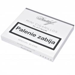 Davidoff Mini Cigarillos Platinum (10 cygaretek)