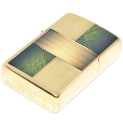 Zapalniczka Zippo Gold & Green 60000269
