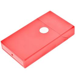 Etui papierosowe Slim 60801 Red