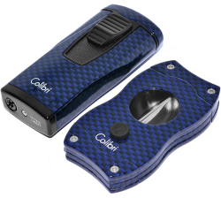 Zestaw prezentowy Colibri Monaco Blue GS880T04