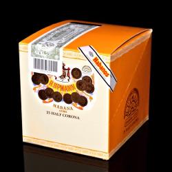 H. Upmann Half Corona - Metal Box (25 cygar)