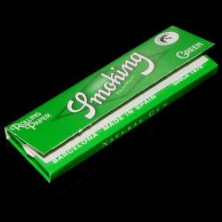 Bibułki Smoking Green - 60 bibułek