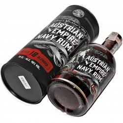 Rum Austrian Empire Solera 18YO 40% (0,7L)