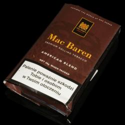 Mac Baren Ryo American Blend - tytoń papierosowy 30g