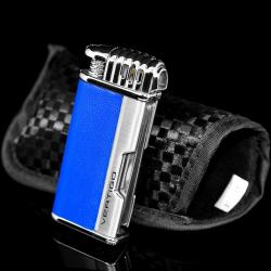 Zapalniczka fajkowa Vertigo Puffer Pipe Blue