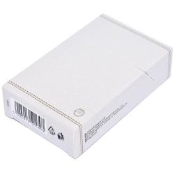 Osłonka na pudełko papierosów White