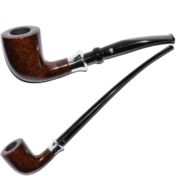 Fajka Stanwell Andersen Brown Polished HCA3 (31213558)