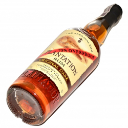 Rum Plantation Original Dark Overproof 73% (0,7L)