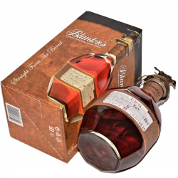 Bourbon Blantons Stright From The Barrel 63,5% (0,7L)