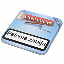 Cafe Creme Finos Blue Filter (10 cygaretek)