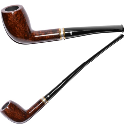 Fajka Stanwell Andersen Brown Polished HCA/1 (30011139)