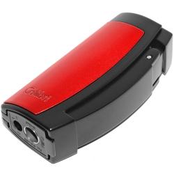Zapalniczka Colibri Enterprise III Black Red QTR115007