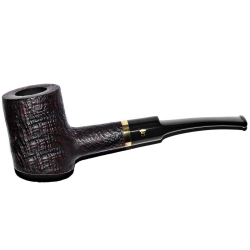 Fajka Stanwell De Luxe Black Sandblast 207 (31267399)