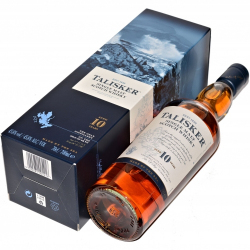 Whisky Talisker 10YO 45,8% (0,7L)