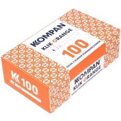 Gilzy Kompan Klik Orange 100