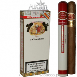 Romeo y Julieta Churchill Tubos (3 cygara)