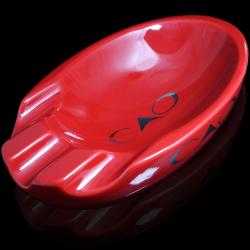 Popielnica cygarowa CAO Oval (Red)