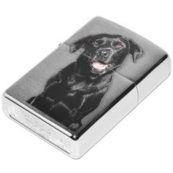 Zapalniczka Zippo Black Lablador 60003135