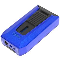 Zapalniczka Colibri Slide Blue & Black LI850T4
