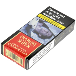 Djarum Super Filter (10 cygaretek)