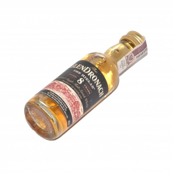 Whisky Glendronach 8YO Mini 46% (0,05L)