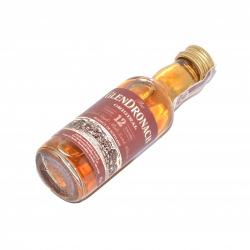 Whisky Glendronach 12YO Mini 43% (0,05L)