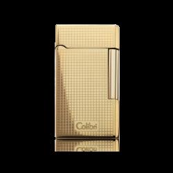 Zapalniczka Colibri Wellington Gold & Pattern LI210C4