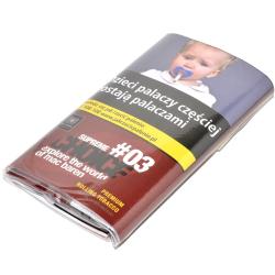Mac Baren No 03 Supreme- tytoń papierosowy 30g