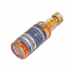 Whisky Glendronach 18YO Mini 46% (0,05L)