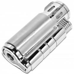 Zapalniczka Vertigo Bomber Silver (by Lotus)
