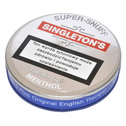 Singletons Menthol Plus 6g