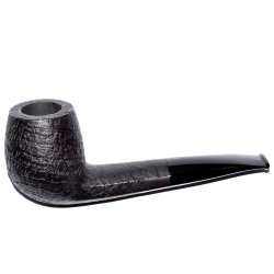 Fajka Stanwell De Luxe Black Sanblast 234 (31267443)