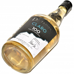 Rum Dictador 100 Months Claro 40% (0,7L)
