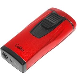 Zapalniczka Colibri Monaco Metallic Red LI880T7